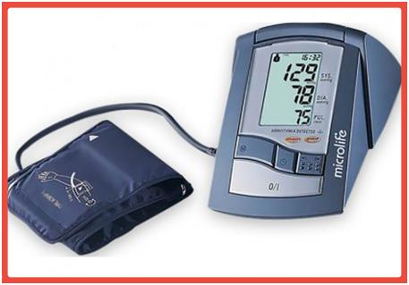 Monitorização Residencial da Pressão Arterial